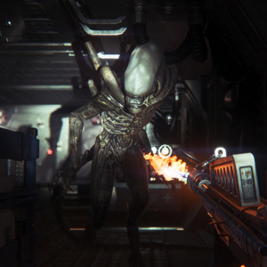 Alien Isolation Xbox One - Gameplay