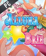 Alluna and Brie
