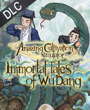 Amazing Cultivation Simulator Immortal Tales of WuDang