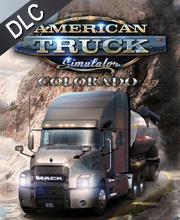 American Truck Simulator Colorado
