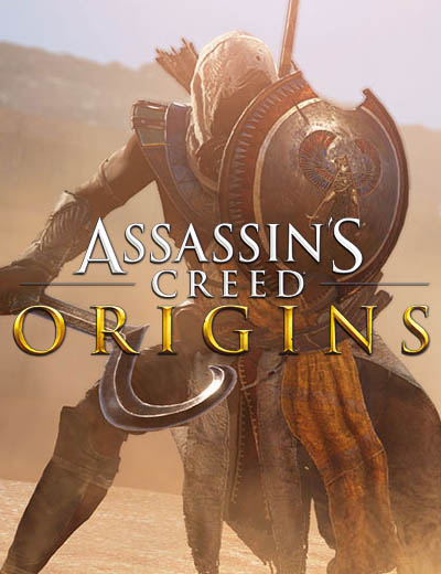 Richer Game Experience In Assassin's Creed Origins Connected Features