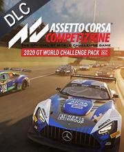 Assetto Corsa Competizione 2020 GT World Challenge Pack