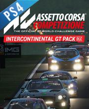 Assetto Corsa Competizione Intercontinental GT Pack DLC