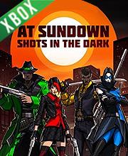 At Sundown Shots in the Dark