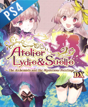 Atelier Lydie and Suelle The Alchemists and the Mysterious Paintings DX