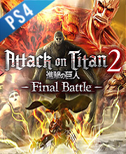 Attack on Titan 2 Final Battle