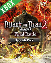 Attack on Titan 2 Final Battle Upgrade Pack