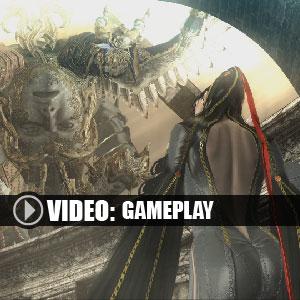 Bayonetta Gameplay Video