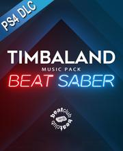 Beat Saber Timbaland Music Pack