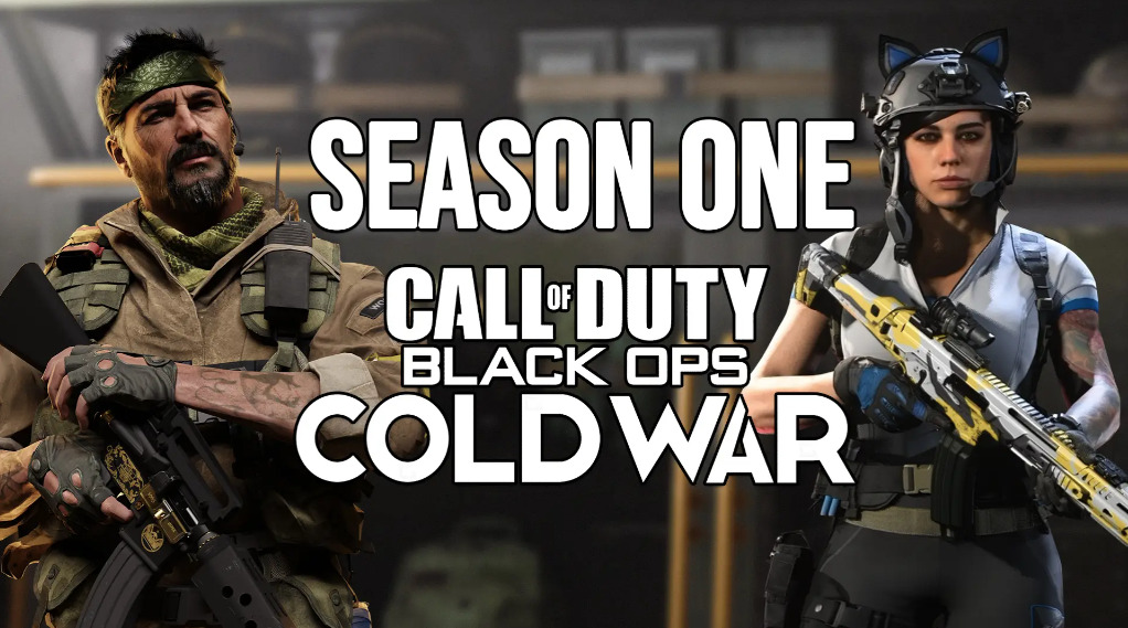 Black Ops Cold War Season One