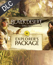 Black Desert Online Explorer's Package