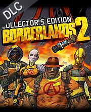 Borderlands 2 Collectors Edition Pack DLC