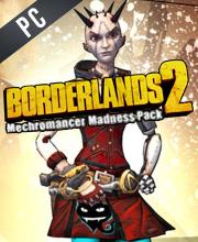 Borderlands 2 Mechromancer Madness