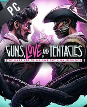 Borderlands 3 Guns, Love and Tentacles