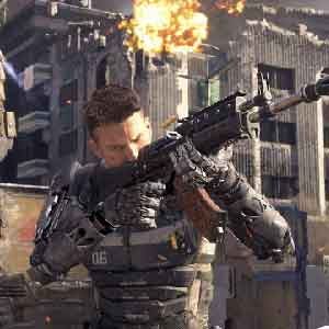 Call of Duty Black Ops 3 Player
