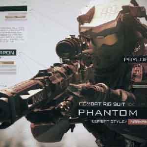 Call of Duty Infinite Warfare Multiplayer Character