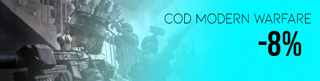 Call of Duty Modern Warfare Best Deal