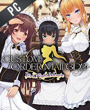 CUSTOM ORDER MAID 3D2 It's a Night Magic
