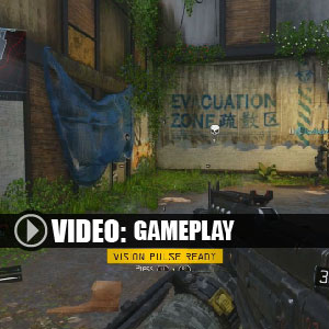 Call of Duty Black Ops 3 PS4 Gameplay Video