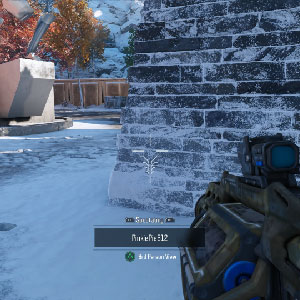 Call of Duty Black Ops 3 PS4 - Player Screenshot