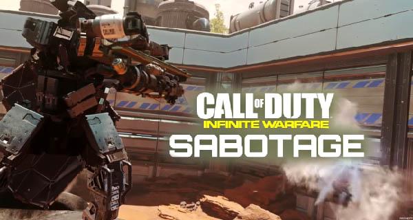 Call of Duty Infinite Warfare DLC Cover
