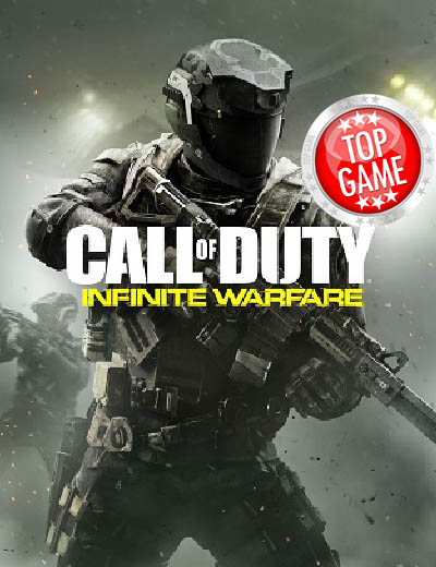 Watch: Call of Duty Infinite Warfare New Story Trailer!