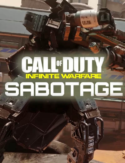 Call of Duty Infinite Warfare DLC Sabotage Is Rolled Out!
