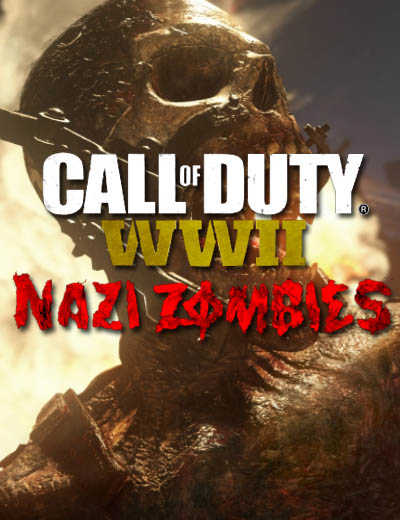 Watch Exhilarating Call of Duty WWII Nazi Zombies Trailer