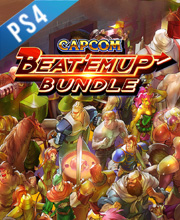 Capcom Beat Em Up Bundle