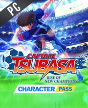 Captain Tsubasa Rise of New Champions Character Pass