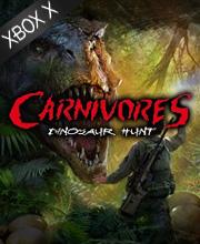 Carnivores Dinosaur Hunt