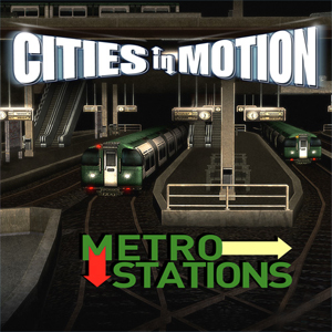 Buy Cities in Motion Metro Station Digital Download Price Comparison