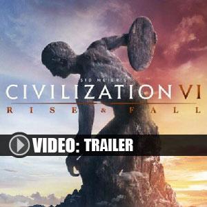 Civilization 6 Rise and Fall Digital Download Price Comparison