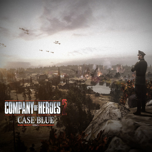 Buy Company Of Heroes 2 Theatre Of War - Case Blue DLC Digital Download Price Comparison