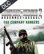 Company of Heroes 2 Ardennes Assault Fox Company Rangers