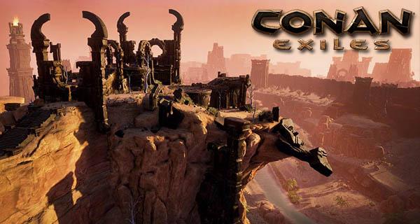 Conan Exiles Update Banner