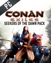 Conan Exiles Seekers of the Dawn Pack