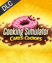 Cooking Simulator Cakes and Cookies