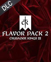 Crusader Kings 3 Flavor Pack 2