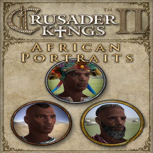 Buy Crusader Kings 2 African Portraits DLC Digital Download Price Comparison