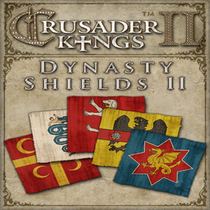 Buy Crusader Kings 2 Dynasty Shield II DLC Digital Download Price Comparison