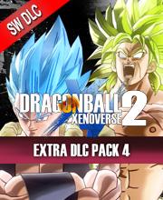DRAGON BALL XENOVERSE 2 Extra DLC Pack 4