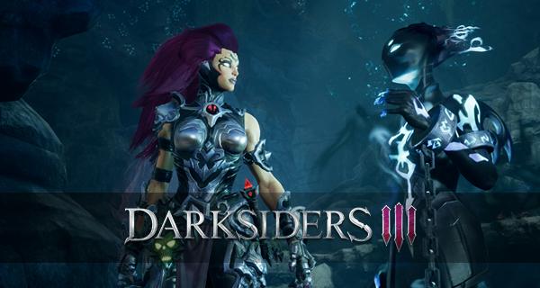 Darksiders III Editions