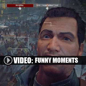 Dead Rising 4 Funny Moments