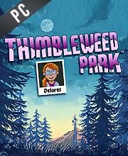 Delores A Thimbleweed Park Mini-Adventure