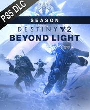 Destiny 2 Beyond Light + Season