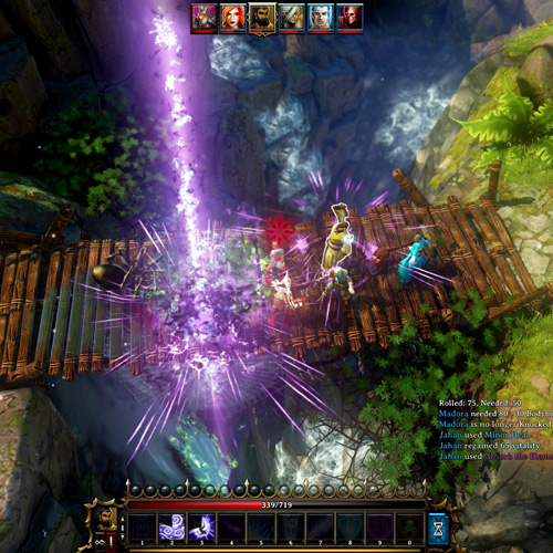 Divinity Original Sin PS4 Gameplay