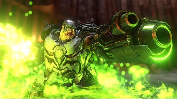Doom Eternal Enemy