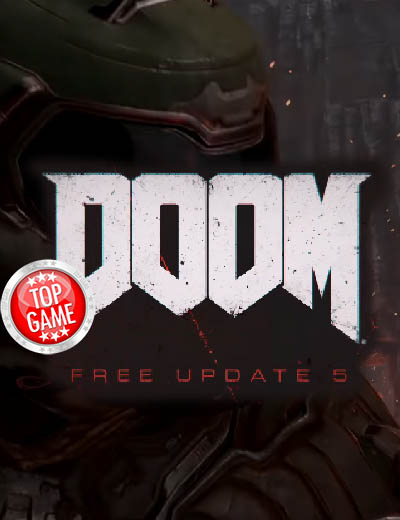 A New Mode, New Bots And So Much More Available In Doom Free Update 5