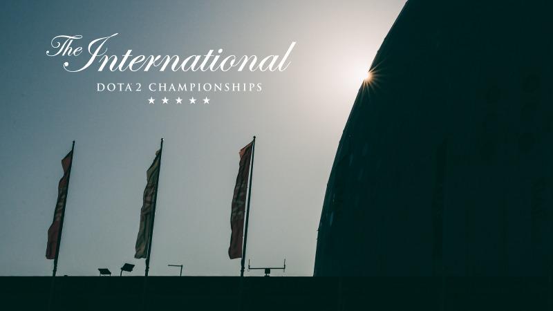 Dota 2 The International 10